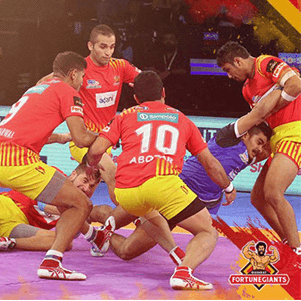 ProKabaddi Fortune Giants