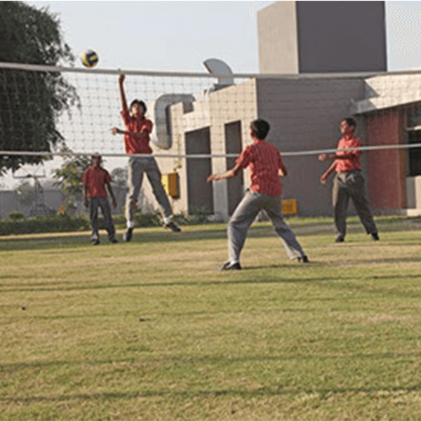 Inculcating sports in the students' curriculum