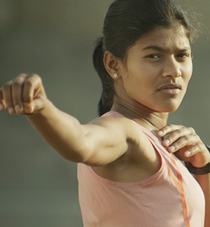Sanjivani Jadhav - Indian Athlete