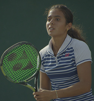 Ankita Raina - Indian tennis player