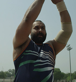 Inderjeet Singh - Indian athlete